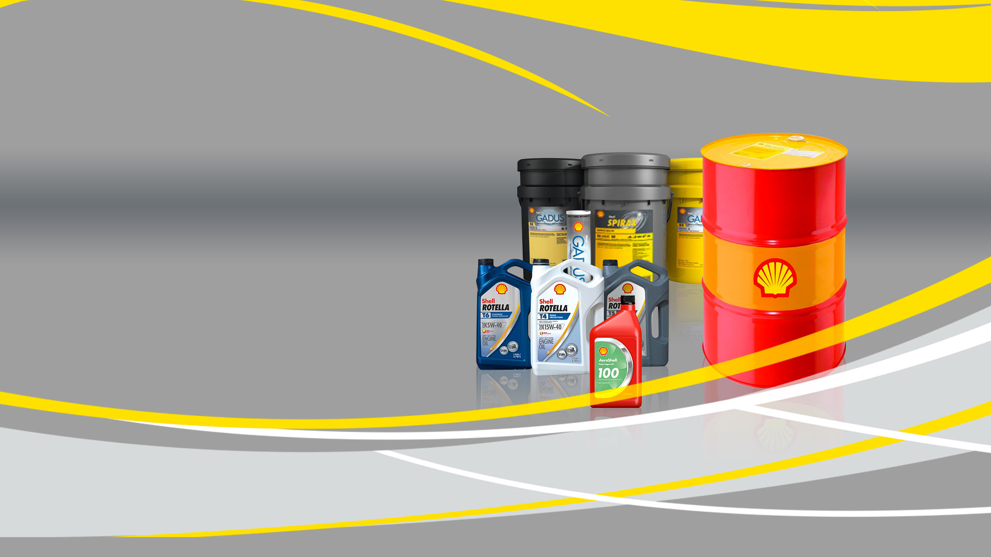 Authorized Shell lubricant distributor
